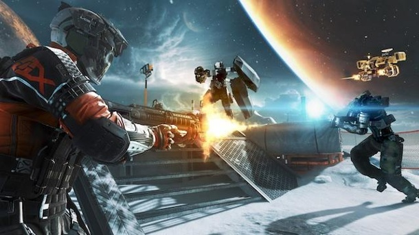 Call Of Duty Infinite Warfare Multiplayer Ins Schwarze Getroffen