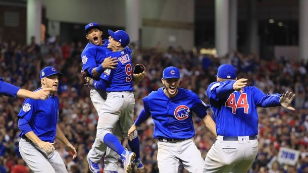 Baseball - Nach 108 Jahren: Cubs feiern World-Series-Triumph. Die Chicago Cubs haben die Baseball-World-Series gewonnen.