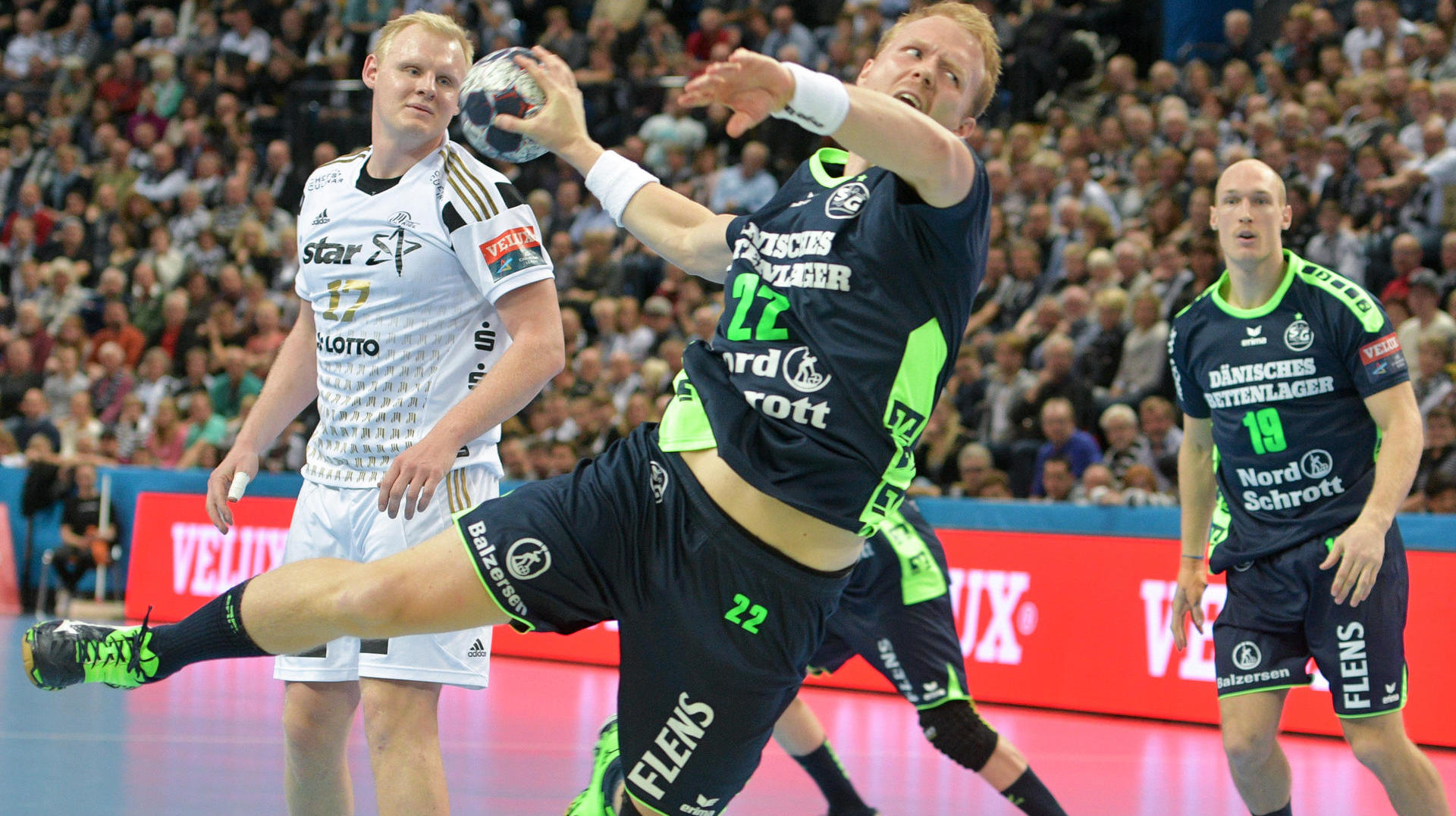 sg flensburg champions league