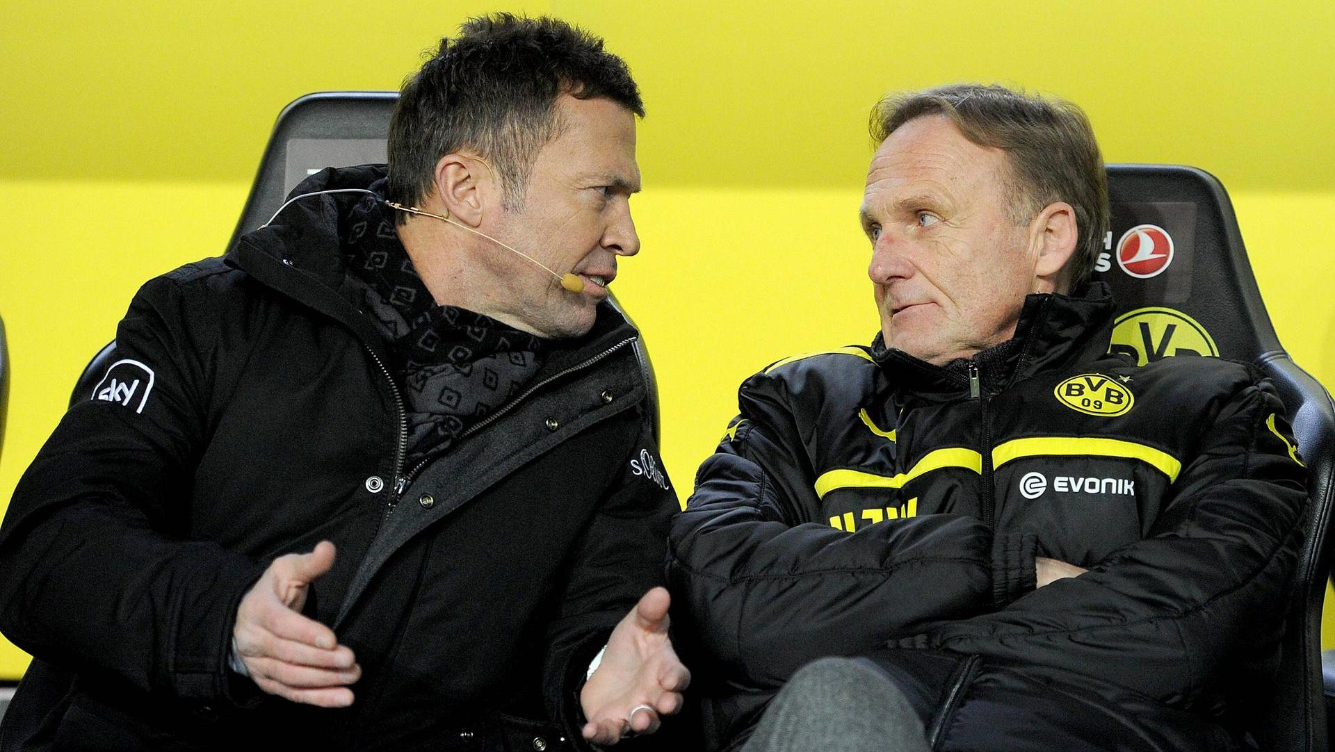 borussia dortmund bvb boss watzke tzt gegen matth us. Black Bedroom Furniture Sets. Home Design Ideas