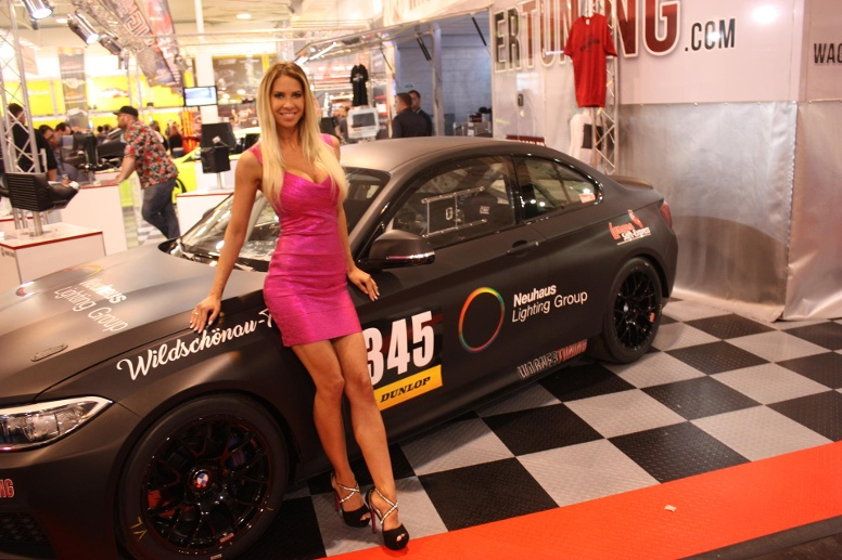 Essen Motor Show. (Quelle: Philipp Bender)