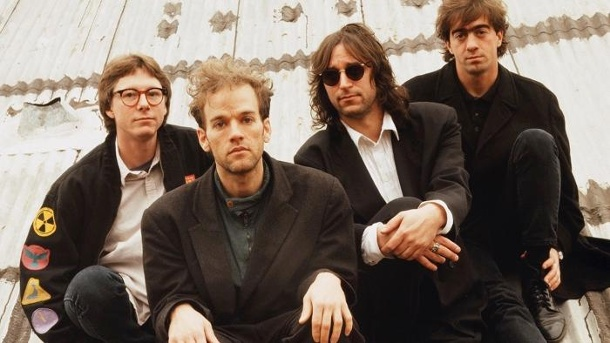 "R.E.M. - ""Out Of Time"" 25th Anniversary Edition.  (Quelle: Frank Ockenfells)"