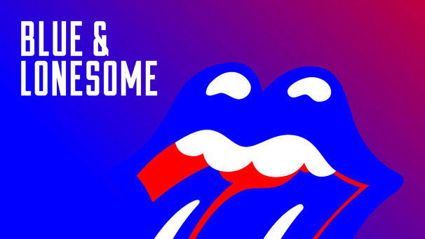 The Rolling Stones - Blue & Lonesome. Das neue Blues-Album der Rolling Stones (Quelle: Universal Music)