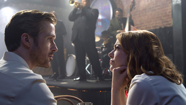 """La La Land"" für sieben Golden Globes nominiert. (Screenshot: StudioCanal)"