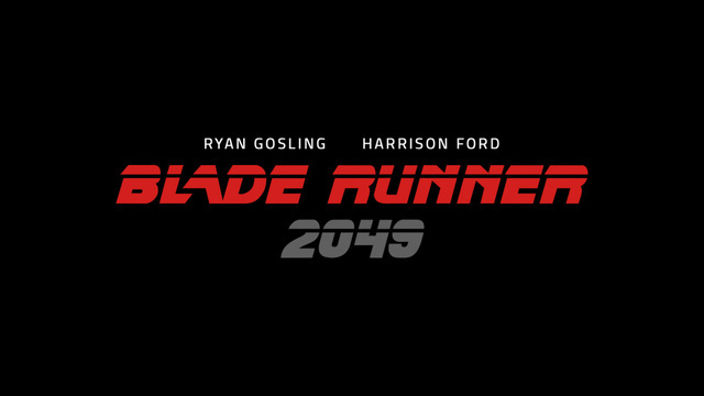 Der exklusive Announcement-Clip mit Ryan Gosling und Harrison Ford. (Screenshot: Sony)