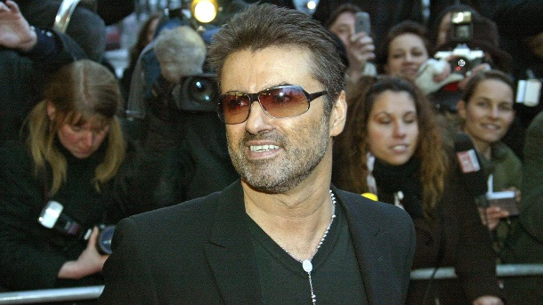 Elton John & Co.: So trauern die Stars um George Michael. George Michael 2005 auf der Berlinale. (Quelle: imago images)