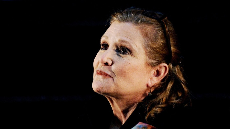 Diex Welt trauert um Carrie Fisher. (Quelle: dpa/Tracey Nearmy)