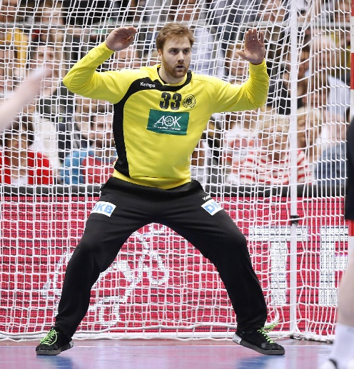 Andreas Wolff, Tor, THW Kiel (Quelle: imago images/Laci Perenyi)