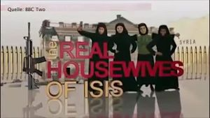 Comedy-Clip polarisiert: Desperate ISIS-Housewives. (Screenshot: Bit Projects)