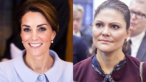 Kate stößt Victoria vom Prinzessinnen-Thron