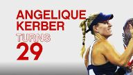 Alles Gute, Angie Kerber! Tennis-Queen wird 29. (Screenshot: Omnisport)
