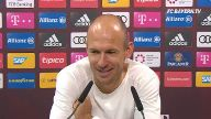 Robben: 'Glücklich, dass ich verlängert habe'. (Screenshot: Omnisport)