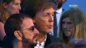 Paul McCartney klagt gegen Sony. (Scrrenshot: Reuters)