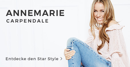 Der Star-Style von Annemarie Carpendale bei About You!