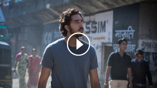"Dev Patel in ""Lion"" (Quelle: Universum)"