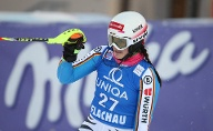 Christina Geiger, Slalom (Quelle: imago images/Gepa Pictures)