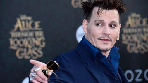 Johnny Deep droht Klage. Johnny Depp (Quelle: dpa)