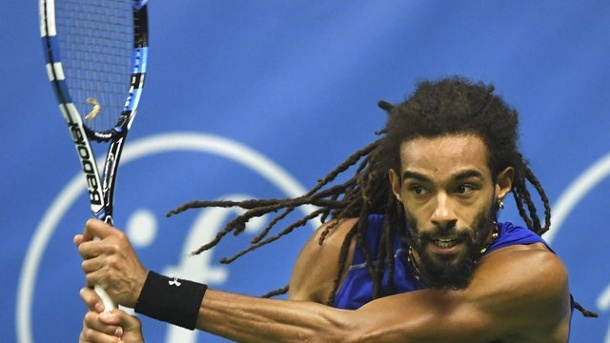 Dustin Brown bei ATP-Turnier in Montpellier im Achtelfinale. Dustin Brown ist in Montpellier eine Runde weiter.