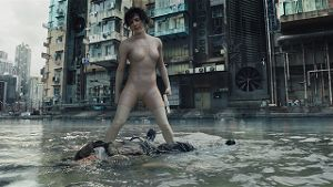Scarlett Johansson nackt in 'Ghost in the Shell'