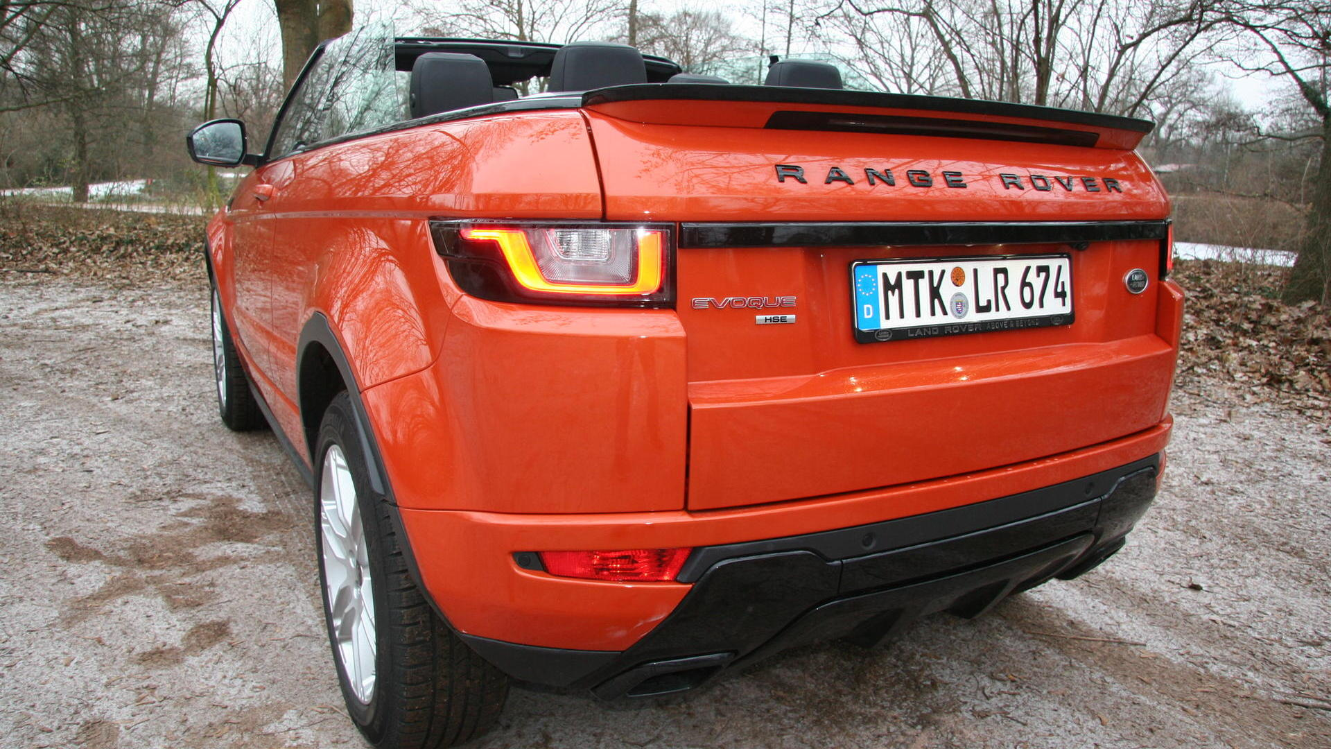 range rover evoque cabrio 2 0 td4 hse dynamic technische. Black Bedroom Furniture Sets. Home Design Ideas