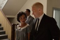 "Ruth Negga als Mildred Loving, Joel Edgerton als Richard im Film ""Loving"". (Quelle: imago/ZUMA Press)"