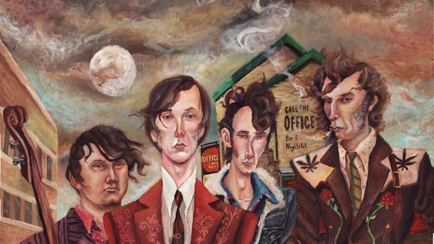 "Musik - ""Northern Passages"": Mitreißendes Album von The Sadies. Bunte Truppe: The Sadies."