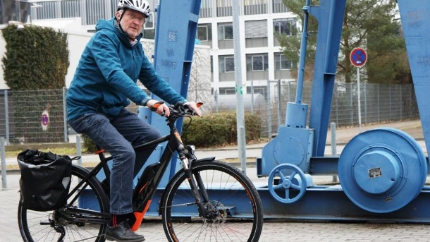 KTM Power Sport 10 CX5: E-Bike bereitet vernünftig Spaß . E-Bike KTM Power Sport 10cx5 im Test. (Quelle: Winfried Kendziorra)