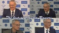 Zum Abschied: Best of Claudio Ranieri. (Screenshot: Omnisport)