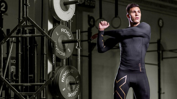 brand new e843a 89472 Sportkleidung: Coole Outfits fürs Fitnessstudio