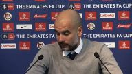 Guardiola: 'Enrique war der perfekte Trainer'. (Screenshot: Omnisport)