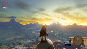 """The Legend of Zelda: Breath of the Wild"" im Test"