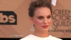 Nathalie Portman zum zweiten Mal Mutter (Screenshot: Reuters)