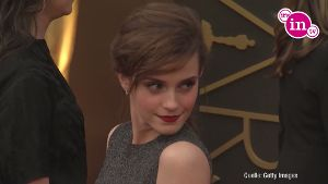 Emma Watson löst Shitstorm aus. (Screenshot: It's in TV)