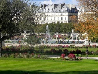 Jardin des Tuileries in Paris (Quelle: SRT /Sandra Ehegartner)