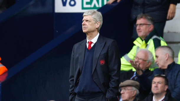 Premier League: Arsène Wenger kündigt Entscheidung an. Arsenal manager Arsene Wenger (Quelle: Reuters)