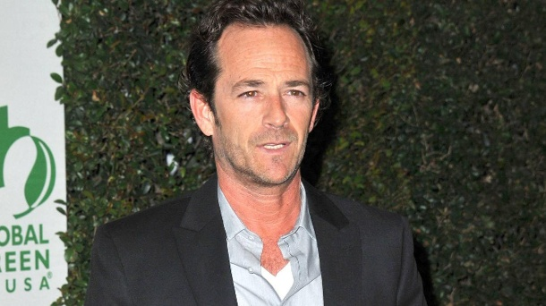 "Luke Perry : Der ""Beverly Hills, 90210""-Star litt an Darmkrebs. 2015 bekam Luke Perry die Diagnose. (Quelle: imago)"