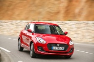 Suzuki Swift 1.0 Boosterjet SHVS (Quelle: Hersteller)