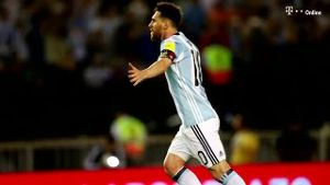 Fehlt Lionel Messi den Argentiniern in der entscheidenden Quali-Phase? (Screenshot: Reuters)