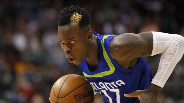 Basketball - NBA: Atlanta mit Schröder in den Playoffs. Dennis Schröder und die Atlanta Hawks haben sich für die NBA-Playoffs qualifiziert.