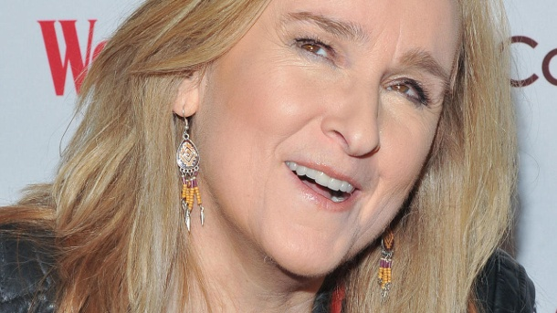 Rockstar Melissa Etheridge: Kiffen mit den Kids. Melissa Etheridge ist Mutter von vier Kindern. (Quelle: picture alliance / John Palmer / MediaP)