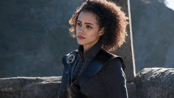 "Nathalie Emmanuel als Missandei - ""Game of Thrones"" (Quelle: Helen Sloan / HBO)"