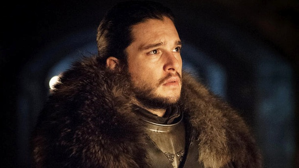 """Game of Thrones"": Jon Snow (Kit Harrington) warnt im neuen Trailer vor dem wahren Feind. (Quelle: Helen Sloan / HBO)"