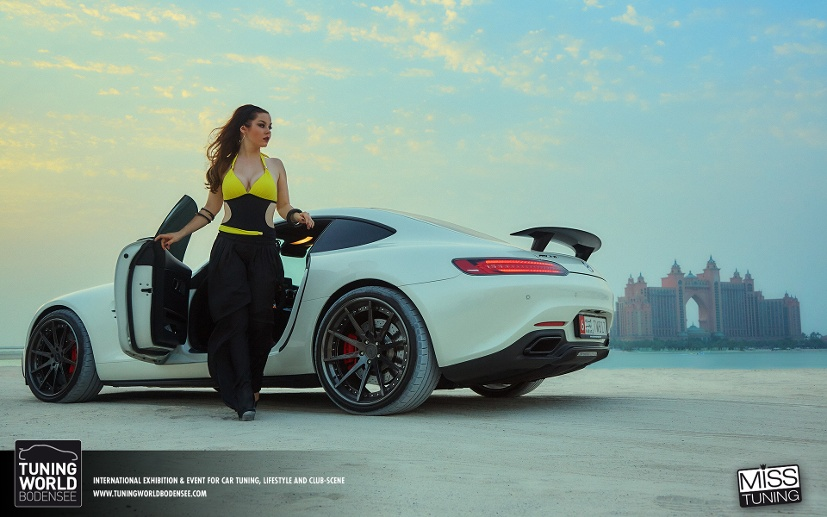 Miss Tuning Kalender 2017 (Quelle: tuning world bodensee)