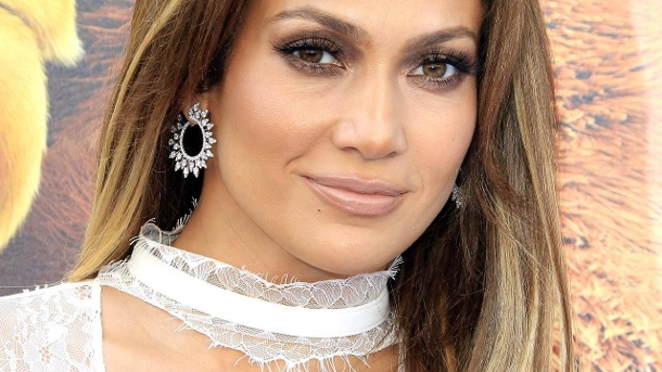 Jennifer Lopez bringt ihre Kinder mit ans Set. Screening of Ice Age: Collision Course (Quelle: dpa)