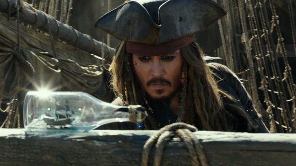 "Film: Routine statt Spannung in ""Pirates of the Caribbean 5"". Jack Sparrow (Johnny Depp) ist wieder da."