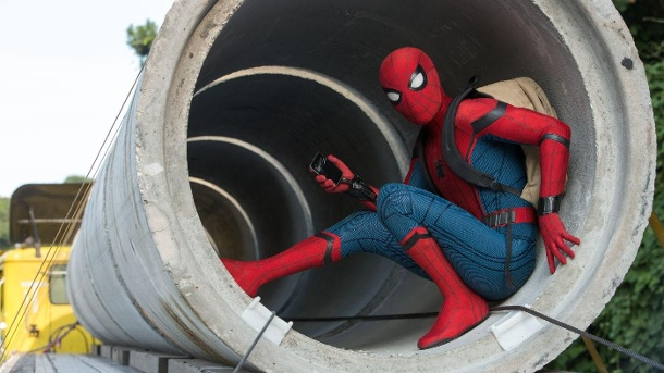 "Das ist der neue Spider-Man-Anzug. ""Spider-Man: Homecoming"" startet am 13. Juli in den deutschen Kinos. (Quelle: Sony Pictures Entertainment)"