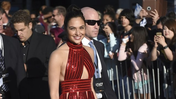 "Film: Tunesien verbietet Superheldinnen-Film ""Wonder Woman"". Gal Gadot bei der ""Wonder Woman""-Weltpremiere Ende Mai in Los Angeles."