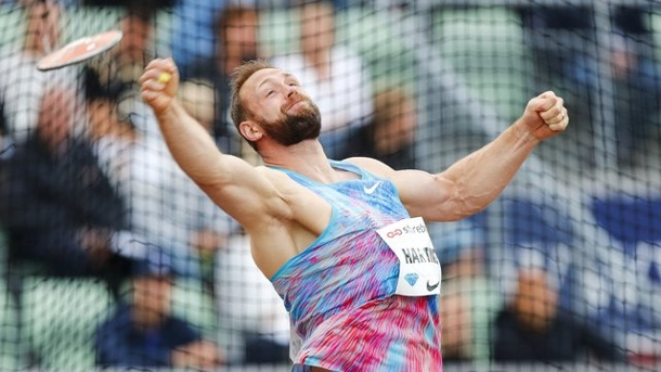 Leichtathletik: Robert Harting gewinnt zweites Bruder-Duell. Robert Harting wurde beim Diamond-League-Meeting in Stockholm mit 66,20 Metern Fünfter.