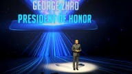 Honor-Ceo Georg Zhao in Berlin (Quelle: t-online.de/rk)
