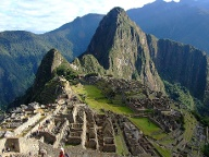 Machu Picchu in Peru (Quelle: srt-Archivbild / Rebel)
